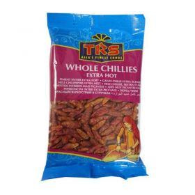 TRS Extra Hot Red Chilli 50g