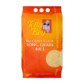 Tolly Boy  Easy Cook Long Grain Rice