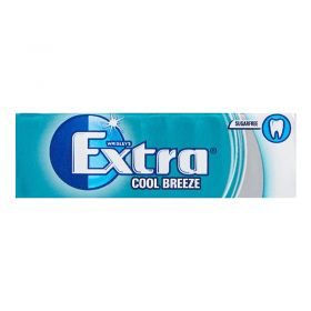 Wrigley's Extra Cool Breeze Gum 10 Pieces 45g