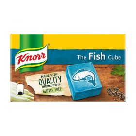 Knorr Fish Stock Cubes 80g