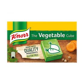 Knorr Vegetable Stock Cubes 80g
