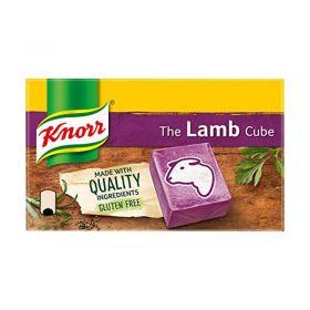 Knorr Lamb Stock Cubes 80g