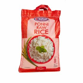 Top-Op Ponni Raw Rice