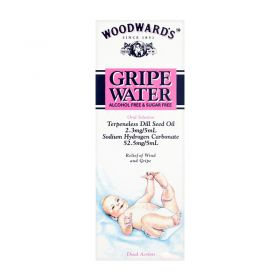 Woodwards Gripe Water 150ml - Alcohol & Sugar Free