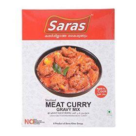 Saras Meat Curry Gravy 400g