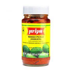 Priya Mango Pickle (Avakkai)