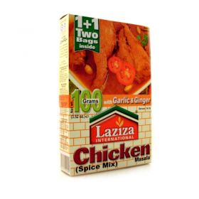 Laziza Chicken Spice Mix 100g