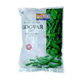 Ashoka Goovar (Cut) Cluster Beans 340g