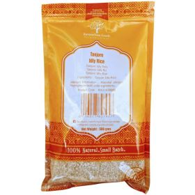 BanyanTree Foods Tanjore Special Idly Rice - 4KG