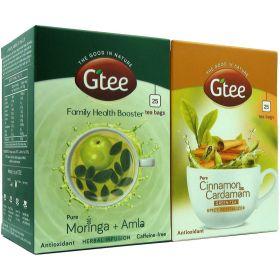 GTEE Moringa Tea Bags (25)