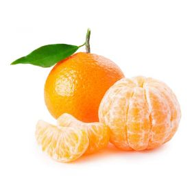Fresh Orange, 4 Pieces