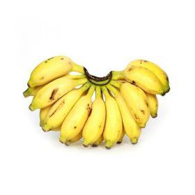 Indian Small Banana, Indian Poovan, Kolikudai - Pack of 5
