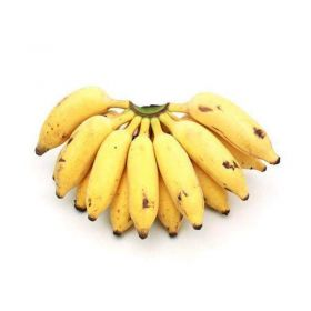 Indian Small Banana, Small Palayankodan Banana, Kathali - Pack of 5