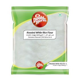 Double Horse Roasted White Rice Flour 1 Kg