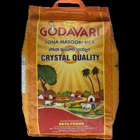 Godavari Quality Sona Masoori Rice - 10KG