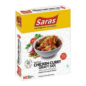 Saras Chicken Curry Gravy Mix 400g