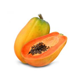 Large Fresh Papaya - Whole Approx 1 KG - 1.5 KG