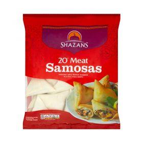 Shazans 20 Meat Samosa 650g