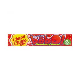 Chupa Chups Big Babol Strawberry Bubble Gum 25g