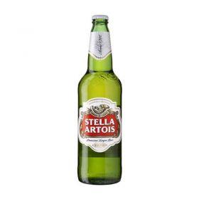 Stella Artois Premium Lager Beer 660ml