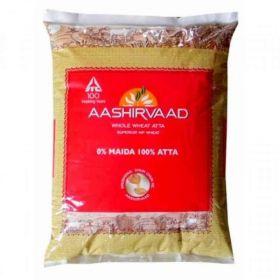 Aashirvaad Whole Wheat, Chapati Flour 5KG