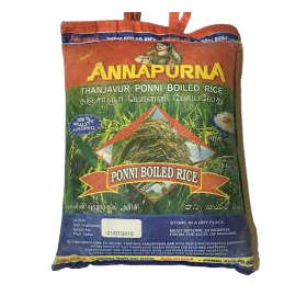 Annapoorna Ponni Boiled Rice 10KG