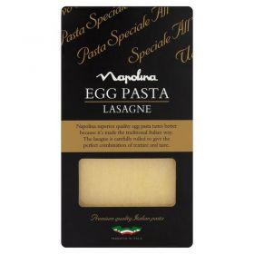 Napolina Egg Pasta Lasagne Sheets 375g
