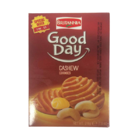 Britannia Good Day Cashew Cookies 216g