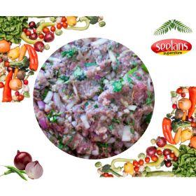Halal Mutton Marinated Minces 1 Kg