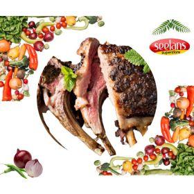 Halal Marinated Mutton Ribs