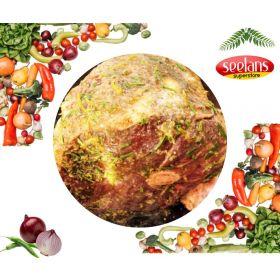 Halal Marinated Mutton Leg Steaks