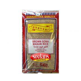 Shankar Brown Sona Masuri Rice 5Kg
