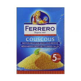 Ferrero Medium Couscous 5min Easy Cook 1KG