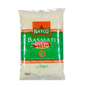 Natco Broken Basmati Rice 2 Kg