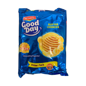 Britannia Good Day Butter Cookies 8x90g