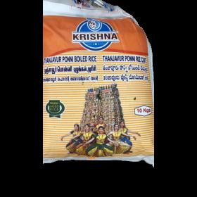 Kishna Thanjavur Ponni Boiled Rice 10KG