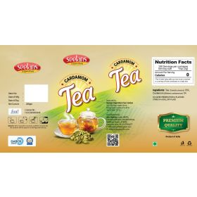 Seelans Superstore Cardamom Tea