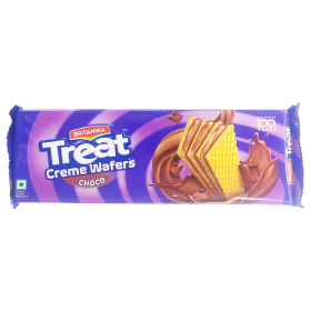 Britannia Treat creme Wafers Chocolate