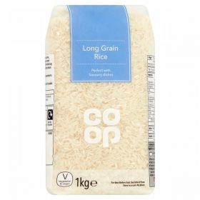 Co Op Long Grain Rice