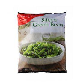 Cream of the Crop Frozen Sliced Green Beans 907g