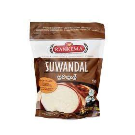 Rankema Organic Wild Suwandal Rice - 1KG