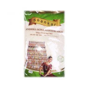 Shankar Andhra  Sona Masuri Rice 10KG  Sonamasuri
