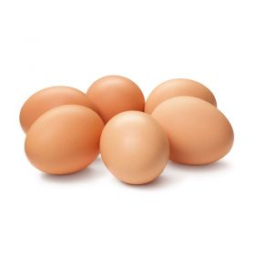 UK Egg Laid In Susses White 18