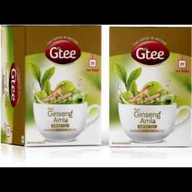 GTEE Green Tea-Ginseng Root