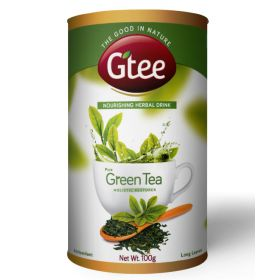 Gtee Herbs Green Tea  100g (Loose Tea )