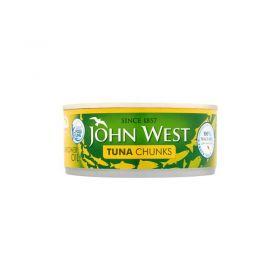 John West Tuna Chunks In Sunfloweroil 145g