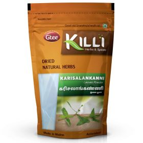 Killi Bhringraj Leaves / Karisalankanni Leaves Powder