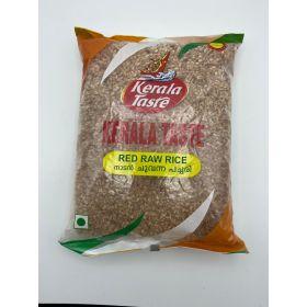 Kerala Taste Red Raw Rice 1 Kg
