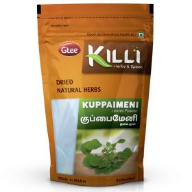 Killi Indian Acalypha / Kuppaimeni Leaves Powder