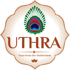 Uthra Almonds Roasted and Salted